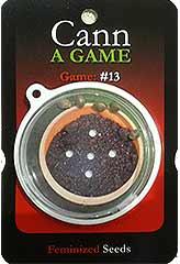 Skunk #1 100% - Homegrown Fantaseeds - (5) феминизированные семена конопли
