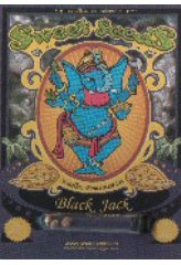 Black Jack 100% - Sweet Seeds - 3 feminisierte Hanfsamen