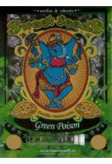 Green Poison 100% - Sweet Seeds - 5 feminisierte Hanfsamen