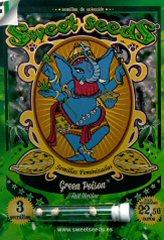 Green Poison FAST VERSION 100% - Sweet Seeds - 3 feminisierte Hanfsamen