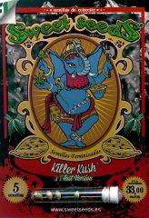 Killer Kush FAST VERSION 100% - Sweet Seeds - (5) феминизированные семена конопли