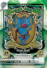 Acheter Sweet Skunk FAST VERSION 100% (25) à Hipersemillas