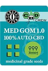 Med GOM 1.0 100% (3) bei Samenwahl sicher online bestellen und kaufen