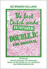 Double D 100% заказать и купить на supersemena.com
