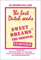 Sweet Dreams 100% order at Hipersemillas