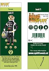 Comprar Jack F1 100% (5) en Hipersemillas