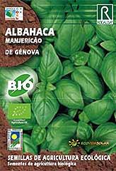 Bio Albahaca de Genova order at Hipersemillas