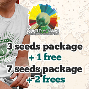 Promotion World of Seeds